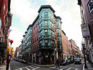 mooie wijken boston