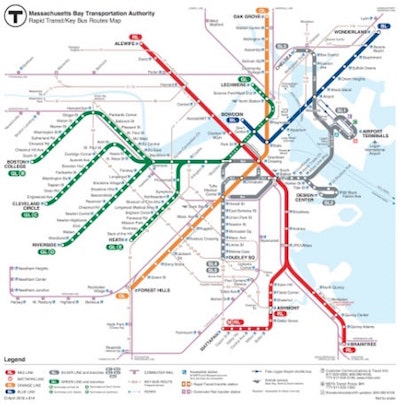 boston vervoer