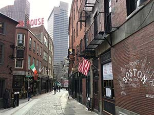 ierse pub boston