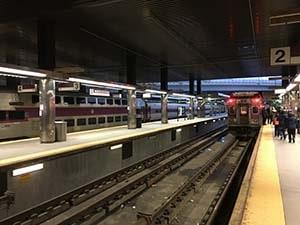 commuter rail boston