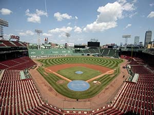 fenway park boston
