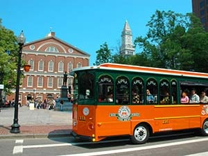 hop on hop off boston tour
