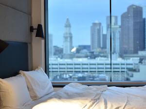 hotels boston