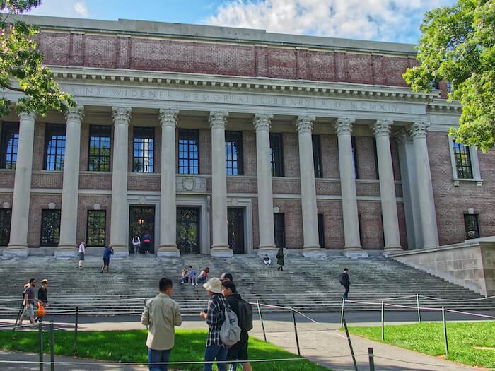 harvard universiteit bezoeken